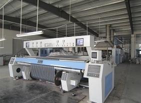 浆纱机的浆纱方法